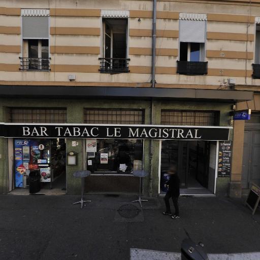Le Magistral - Café bar - Villeurbanne