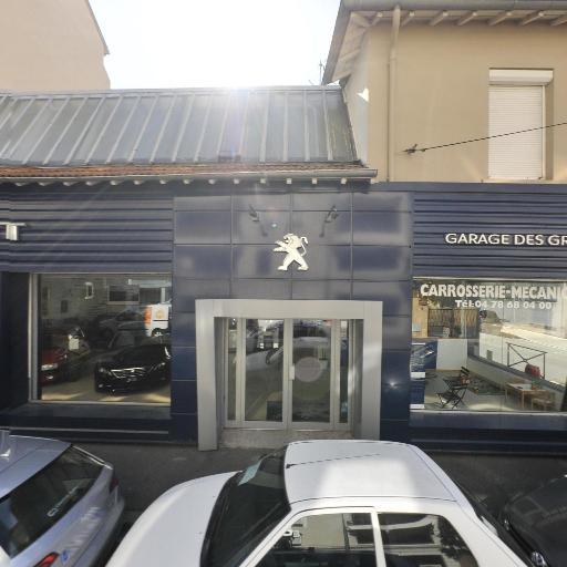 Peugeot Garage Des Gratte Ciel Agent - Concessionnaire automobile - Villeurbanne