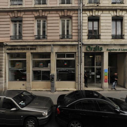 Bagnères Et Lépine - Administrateur de biens - Lyon