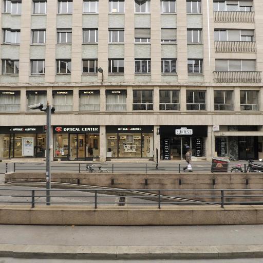Parking Parc République - Parking public - Lyon