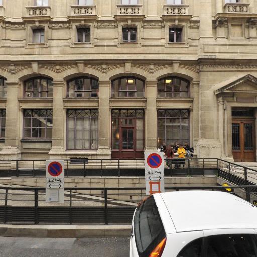 Parking Parc Célestins - Parking public - Lyon