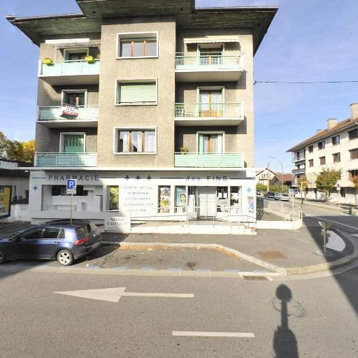 Pharmacie Des Fins - Pharmacie - Annecy