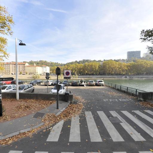 Parking Pont Mouton - Parking - Lyon