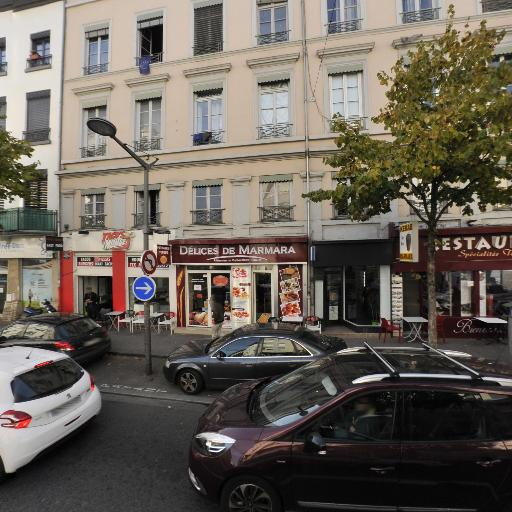 Marmara Sofrasi - Restaurant - Lyon