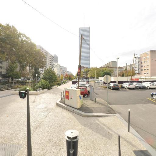 Parking Place de l'Europe - Parking - Lyon