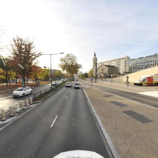 Parking Place de Serin - Parking - Lyon