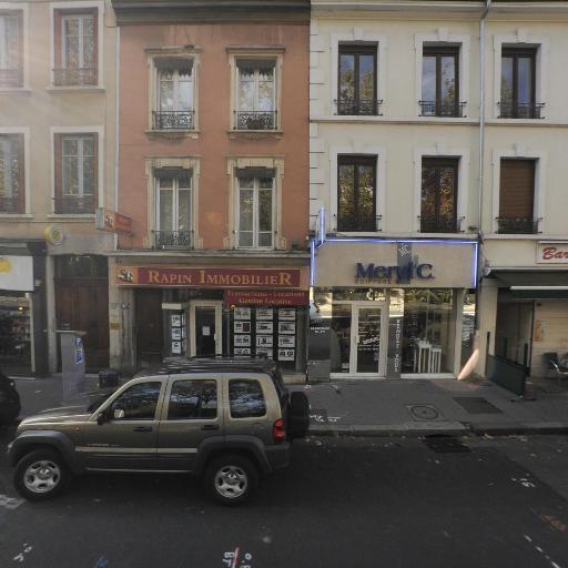 Rapin Immobilier - Agence immobilière - Lyon