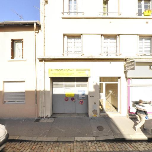 Marqué Thierry - Entreprise d'électricité générale - Lyon