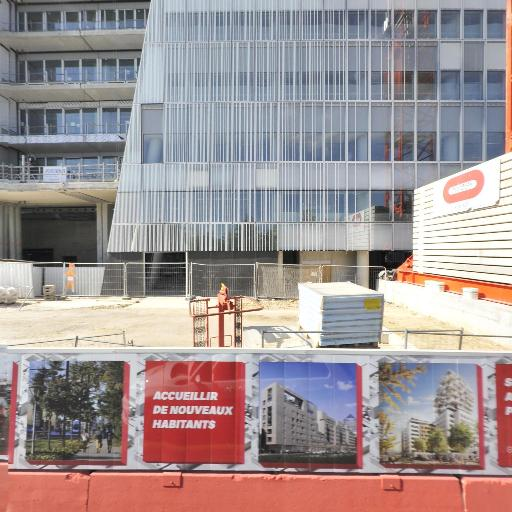 Icade Promotion - Agence immobilière - Lyon