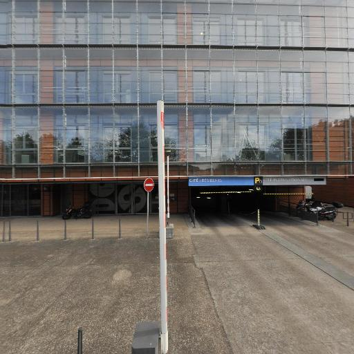 Parc LPA P0 Cité Internationale - Parking public - Lyon
