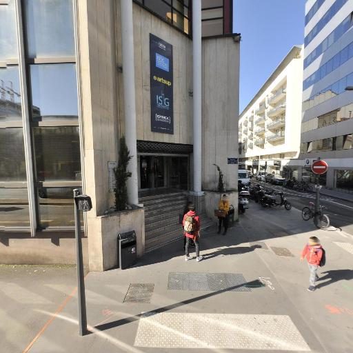Institut Supérieur de Gestion - Enseignement supérieur privé - Lyon
