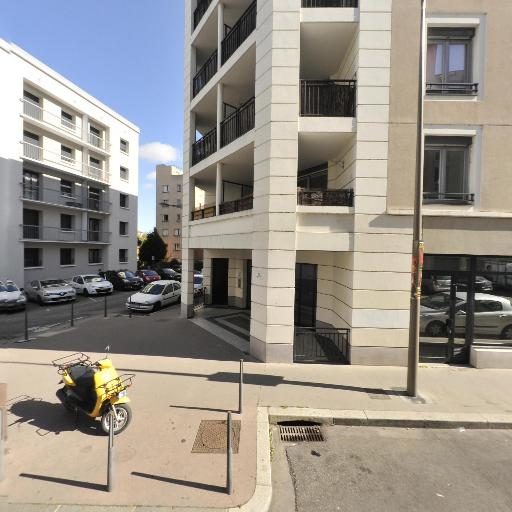 Smart Place - Parking public - Lyon