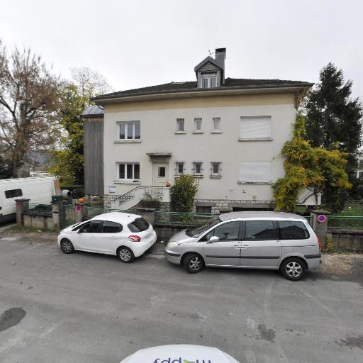 Centre Départemental De L'Enfance Et De La Famille Foyer Bosquet - Foyer pour jeunes travailleurs - Besançon