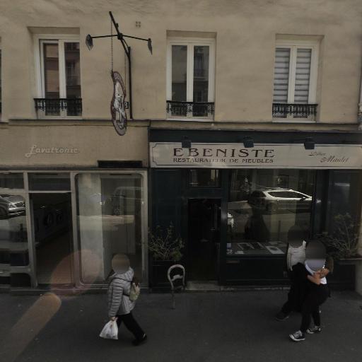 Atelier Didier Maulet - Tapissier-décorateur - Paris