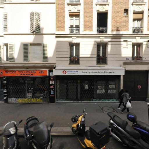 AGENCE Christophe GAUTRAND & Associes - Paysagiste - Paris