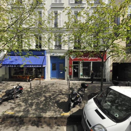 Interlignes - Vente de carrelages et dallages - Paris