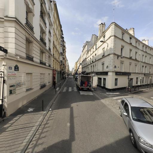 De Ambroggio-Lafanechère - Architecte d'intérieur - Paris
