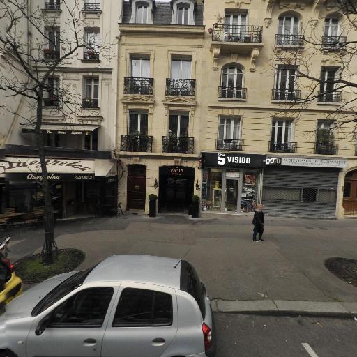 Le Patio Bastille - Restaurant - Paris