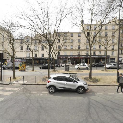 Pompes Funèbres Générales - Cimetière - Paris