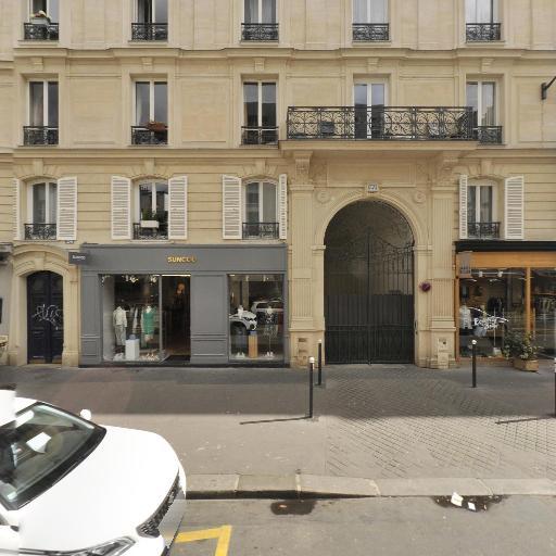 Verreaux Emmanuel - Architecte d'intérieur - Paris