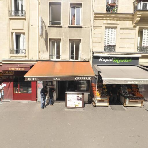 Centre Delangue Russe - Cours de langues - Paris