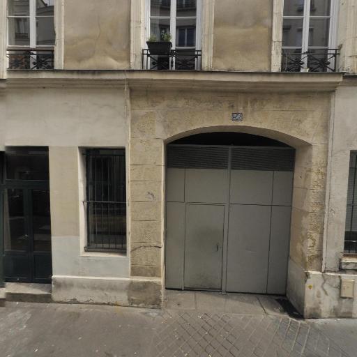 Nyssen Jean Jacques - Enseignement pour les professions artistiques - Paris