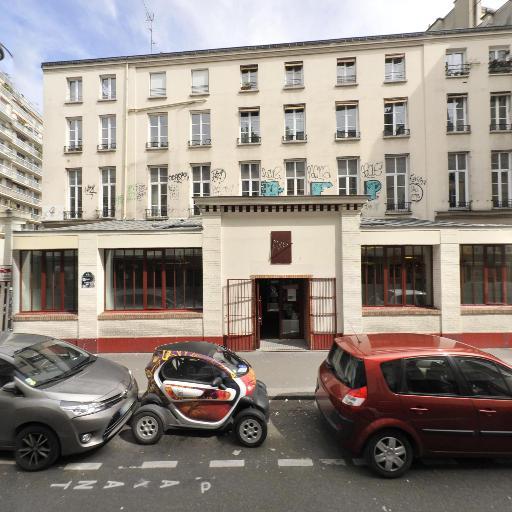 Station Vélib' Amelot - Saint-Sébastien - Vélos en libre-service - Paris