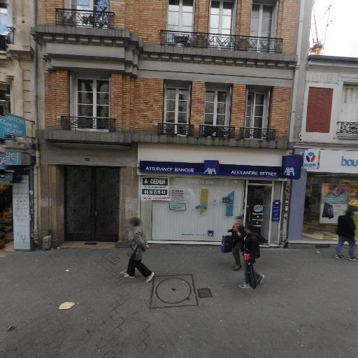 Ste Gestion Transmission Ile France Sgta Ile de France - Société d'assurance - Paris