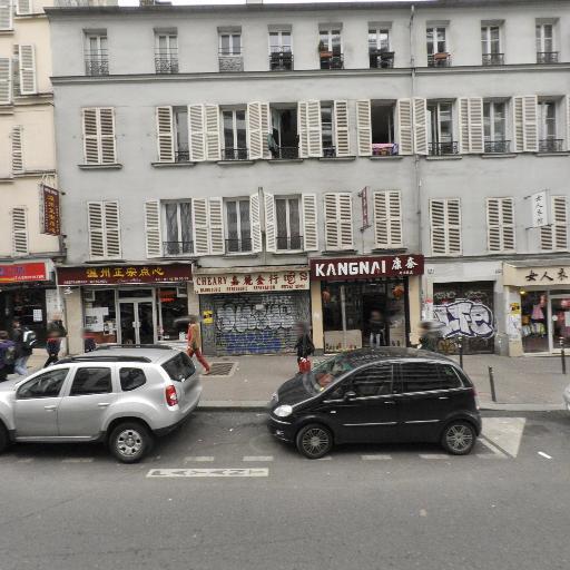 Opticiens De Belleville - Opticien - Paris