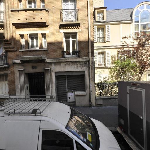 Gambetta-Taxis - Garage automobile - Paris