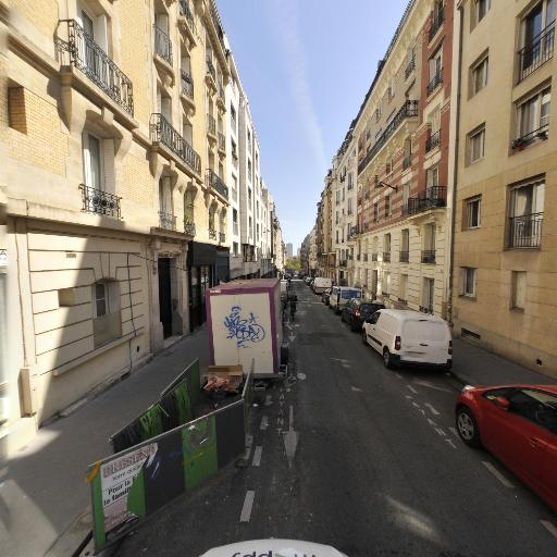 Résidence appartement La Chine - Maison de retraite et foyer-logement publics - Paris