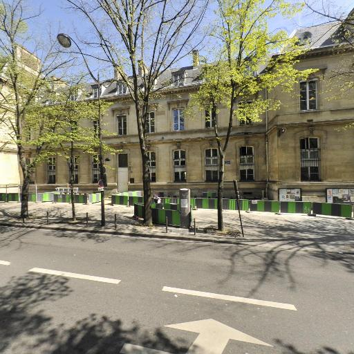 Station Vélib' Mairie du 20ème - Vélos en libre-service - Paris