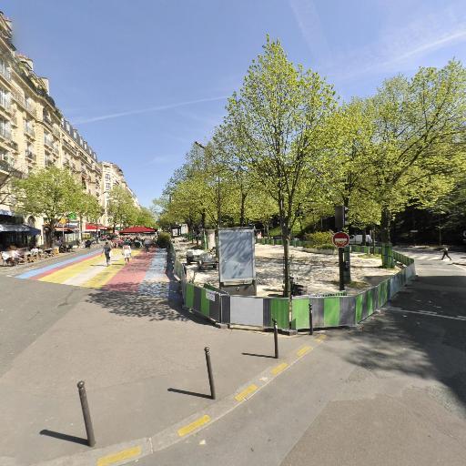 Square Martin Nadaud - Parc naturel - Paris