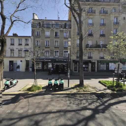 Ménil Bon Temps - Restaurant - Paris