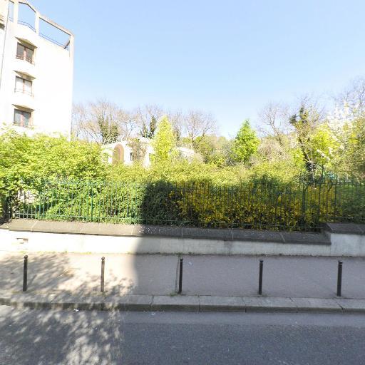 Parc De Belleville - Parc et zone de jeu - Paris