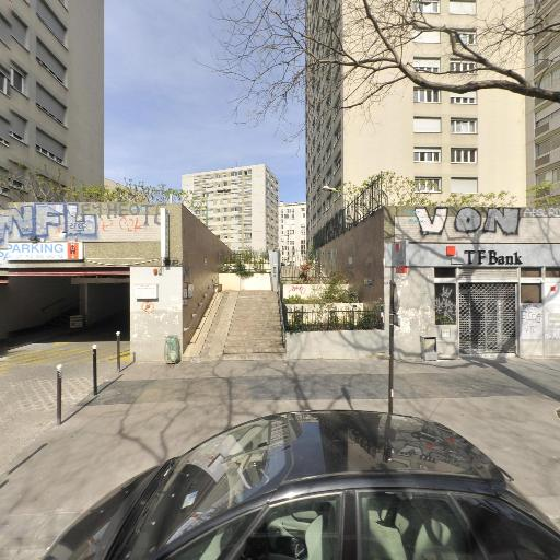 Garage Parking Belleville Maronites - Garage automobile - Paris