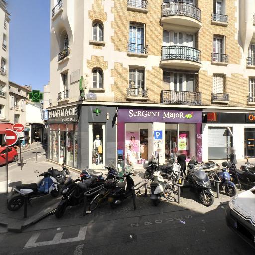 Pharmacie Principale de Belleville - Pharmacie - Paris