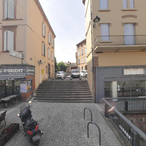 Parking Marché Couvert - Parking - Albi