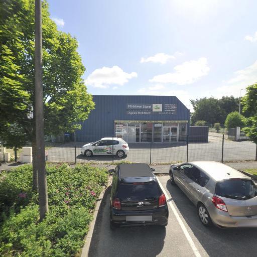 Monsieur Store Agence Rousset Fermeture et Sécurité - Menuiserie PVC - Évreux