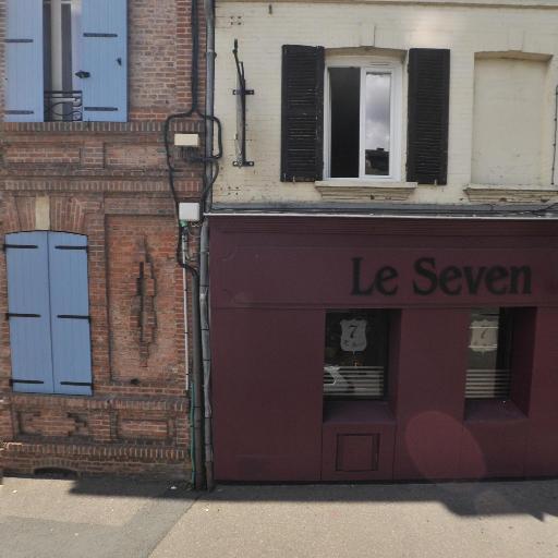 Le Seven - Restaurant - Évreux