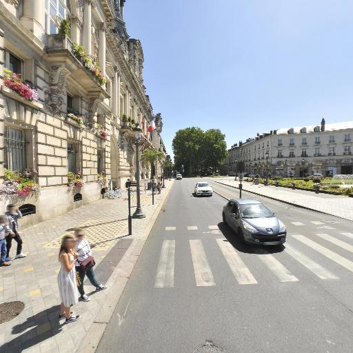 Effia Stationnement - Parking public - Tours