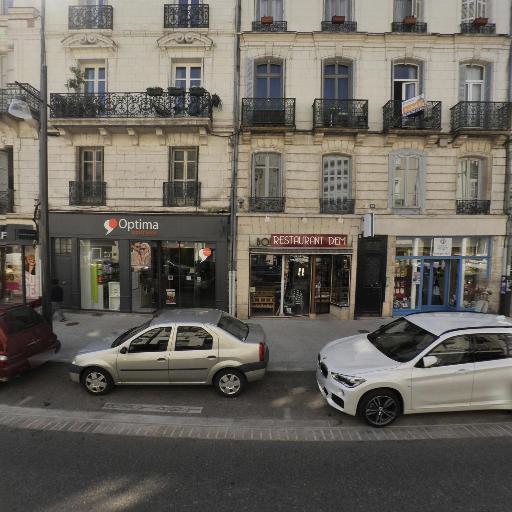 Optima Opticien Sté G.D.O Blois - Opticien - Blois