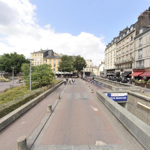 Parking Vieux Marché - Parking - Rouen