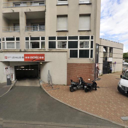 Parking Halles - Parking - Le Mans