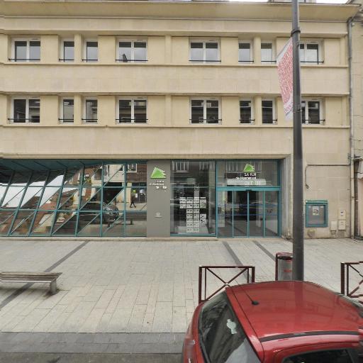 HLM du département de l'Oise SA - Siège social - Beauvais