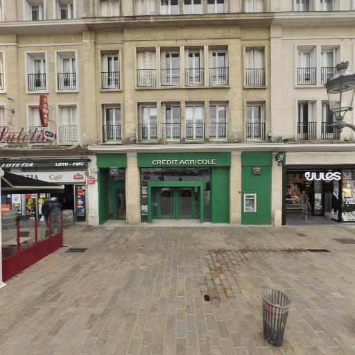 Credit Agricole Brie Picardie - Banque - Beauvais