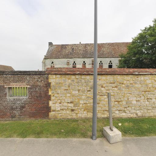 Maladrerie Saint-Lazare de Voisinlieu - Attraction touristique - Beauvais