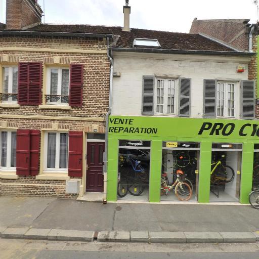Vanhoutte Franck - Vente et réparation de vélos et cycles - Beauvais