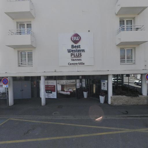 Best Western Plus Hôtel Vannes Centre Ville - Restaurant - Vannes