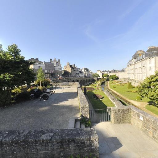 Chateau De l'Hermine - Attraction touristique - Vannes